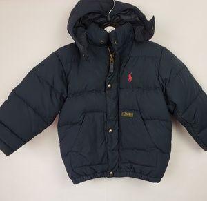 Polo Ralph Lauren Toddler Boy Down Puffer Jacket